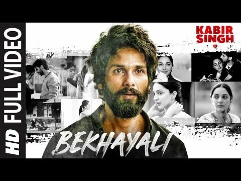 Bekhayali lyricsknow.com