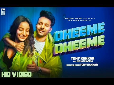 Dheeme dheeme lyrics-tony