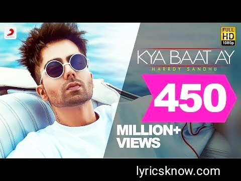 Kay baat hai lyrics