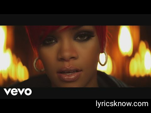 Love The Way You Lie- Eminem, Rihanna