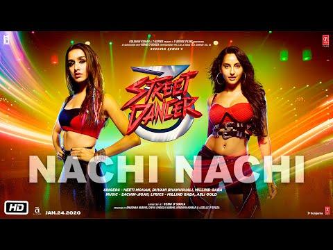 Nachi Nachi - Millind Gaba,Neeti Mohan, Dhvani Bhanushali Lyrics