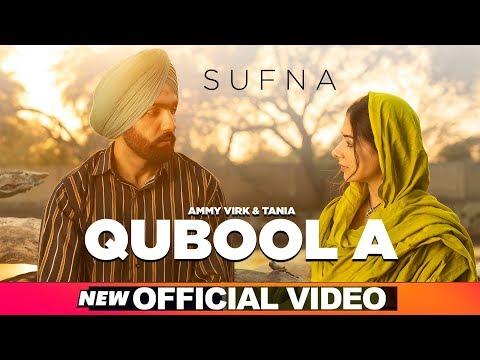 Qubool A - Hashmat Sultana -Ammy Virk Lyrics