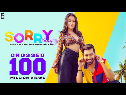 Sorry Song- Maninder Buttar