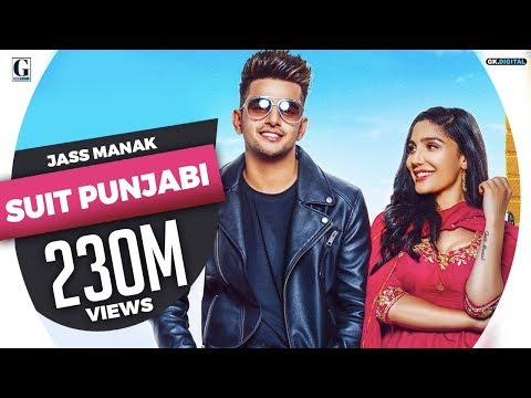 Suit Punjabi-Jass Manak Lyrics