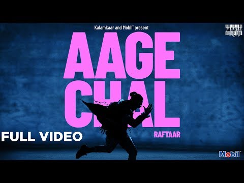 Aage Chal - Reftaar Lyrics