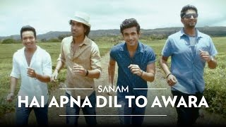 Hai Apna Dil Awara - Sanam Puri Lyrics In Hindi & English