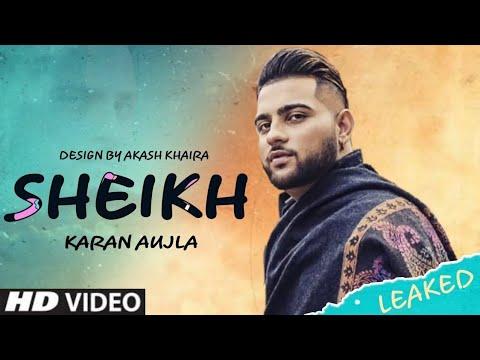 Shekh - Karan Aujla Lyrics