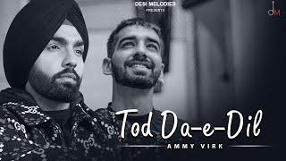 Tod Da E Dil| Ammy Virk Lyrics