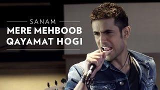 Mere Mehboob Qayamat Hogi  Sanam Puri Lyrics