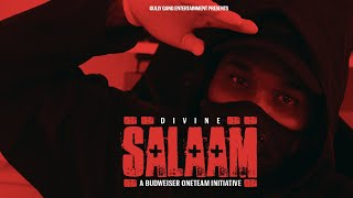 Salaam| Divine Lyrics
