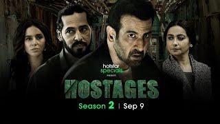 Khel ab palat chuka hain | Hostages Season 2.