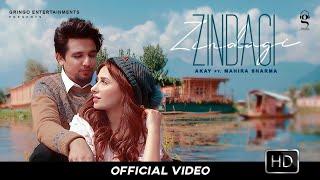 Zindagi| Akay Lyrics