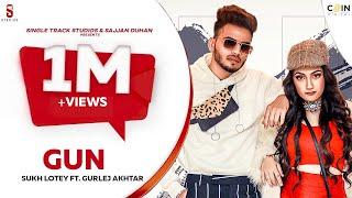 Gun| Sukh lovely Gurlej Akhtar Lyrics