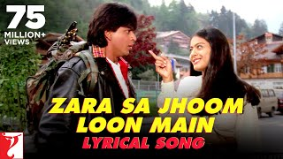 Zara Se Jhoom Loon Main| Abhijeet Bhattacharya Asha Bhosle Lyrics