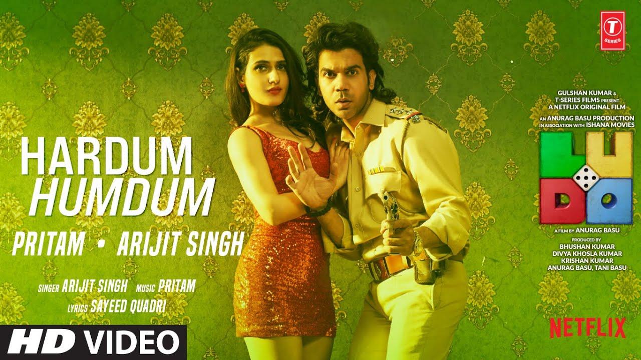 Hardum Humdum| Arijit Singh Lyrics