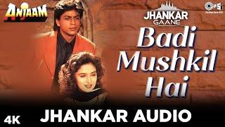 Badi Mushkil Hai| Abhijeet Bhattacharya Lyrics