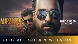 Mirzapur Season 2 Official Trailer 2020