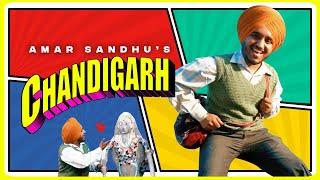 Chandigarh| Amar Sandhu Lyrics