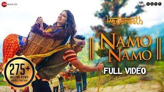 Namo Namo Hindi English  Amit Trivedi Lyrics
