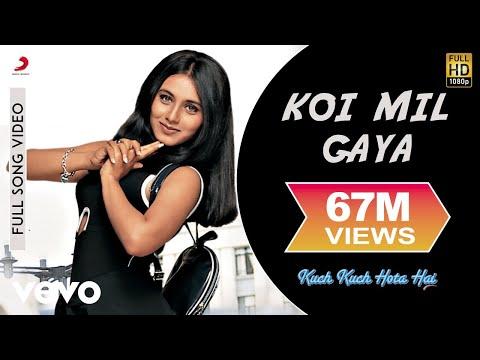 Koi Mil Gaya English & Hindi| Udit Narayan & Alka Yagnik Kavita Krishnamurthy Lyrics