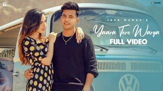Yaara Tere Warga  Jass Manak Sunidhi Chauhan Lyrics