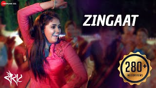 Zingaat Marathi| Ajay Atul Lyrics