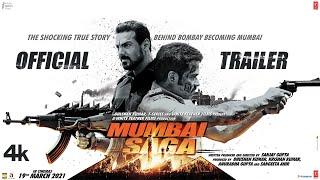 Mumbai Saga Trailer (Official)