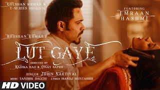Lut Gaye Hindi| Jubin Nautiyal Lyrics
