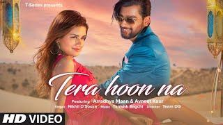 Tera Hoon Na| Nikhil D'Souza Lyrics