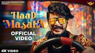 Haad Masala  Gulzaar Chhaniwala Lyrics