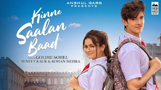 Kinne Saalan Baad Hindi English| Goldie Sohel Lyrics