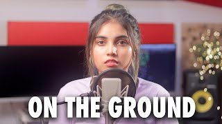 Rose On The Ground cover by| Aish Lyrics