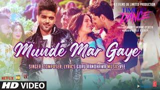 Munde Mar Gaye| Guru Randhawa Lyrics