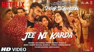 Jee Ni Karda| Jass Manak Nikhita Gandhi Lyrics