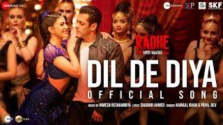 Dil De Diya| Kamal Khan Payal Dev Lyrics
