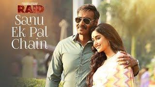 Sanu Ek Pal Chain Hindi English| Rahat Fateh Ali Khan Lyrics
