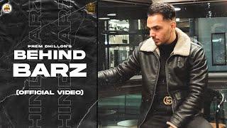 Behind Barz| Prem Dhillon Lyrics