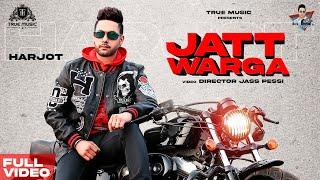 Jatt Warga| Harjot Lyrics