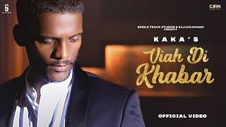 Viah Di Khabar Hindi English  Kaka Lyrics