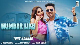 Number Likh Hindi  Tony Kakkar Lyrics